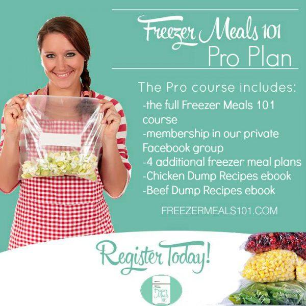 freezer meals levels PRO final