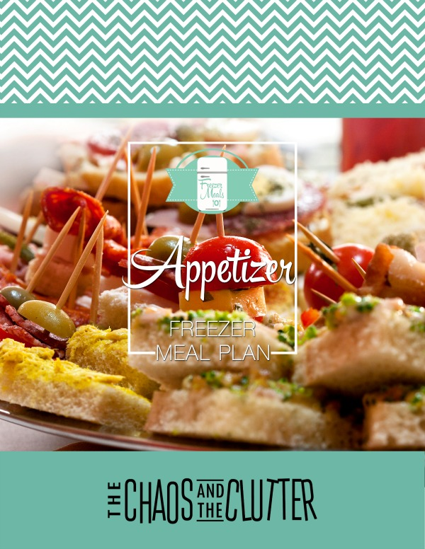 Appetizer cover