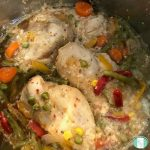 Italian Chicken and Veggies in the Instant Pot